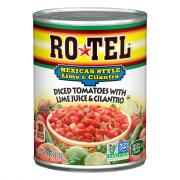 Rotel Mexican Festival Diced Tomatoes