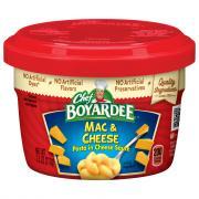 Chef Boyardee Microwave Macaroni & Cheese