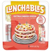 Lunchables Extra Cheese Pizza