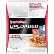 Uploaded Lunchables Ultimate Pepperoni Pizza