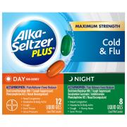 Alka-Seltzer Plus Day & Night Liquid-Gels