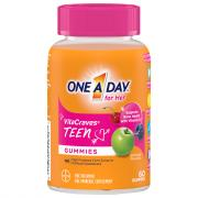 One A Day Teen for Her Vitacraves Gummies