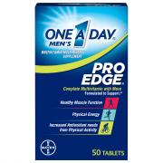 One A Day Men's Pro Edge Tabs