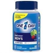 One A Day Men's VitaCraves Gummies Multivitamins