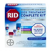 Rid Complete Lice Elimination Kit