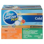 Alka-Seltzer Cold Powerfast Day Night Relief