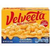 Kraft Velveeta & Shells Dinner
