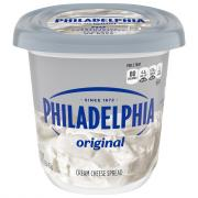 Kraft Philadelphia Cream Cheese Soft Spread Tub