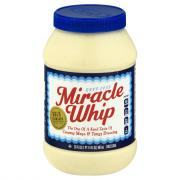 Kraft Miracle Whip Original Salad Dressing
