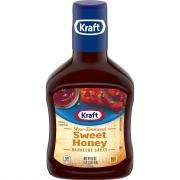 Kraft Sweet Honey Barbecue Sauce & Dip