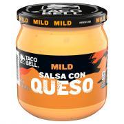 Taco Bell Mild Salsa Con Queso
