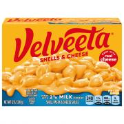 Kraft Velveeta Light Shells & Cheese Dinner