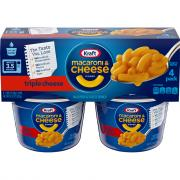 Kraft Macaroni & Three Cheese