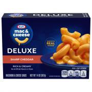 Kraft Deluxe Sharp Macaroni & Cheese Dinner