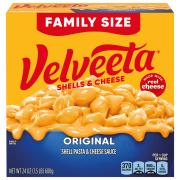 Kraft Velveeta Shells & Cheese Dinner