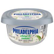 Philadelphia Chive Onion Cream Cheese
