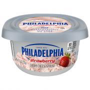 Philadelphia Strawberry Cream Cheese Tub