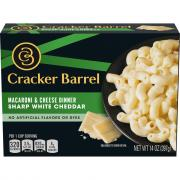 Cracker Barrel Macaroni and Cheese Vermont White Cheddar