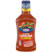 Kraft Light Done Right Catalina Salad Dressing
