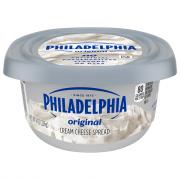 Kraft Philadelphia Soft Cream Cheese Tub