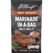 JL Kraft Marinade-In-A-Bag Smoky Mesquite Flavor