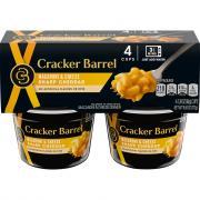Cracker Barrel Sharp Cheddar Macaroni & Cheese