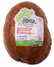 Nature's Promise Uncured Honey Roasted Ham