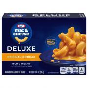 Kraft Deluxe Macaroni & Cheese Dinner