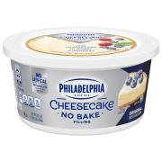 Philadelphia Cheesecake Filling