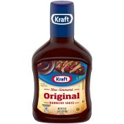 Kraft Slow Simmered Original Barbecue Sauce