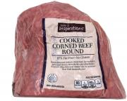 Cooked Corned Beef Rounds