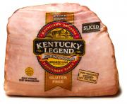 Kentucky Legend Brown Sugar 1/4 Sliced Ham