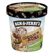 Ben & Jerry's Cinnamon Buns Non-Dairy Frozen Dessert
