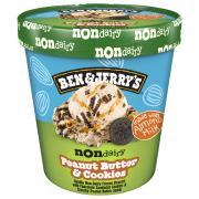 Ben & Jerry's P.B. & Cookies Non-Dairy Frozen Dessert