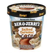 Ben & Jerry's Salted Caramel Core Ice Cream