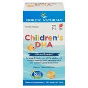 Nordic Naturals Children's DHA Formula Strawberry