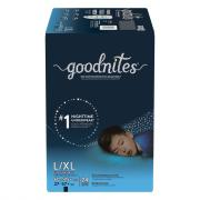 GoodNites Brief Pants Large/XLarge Boy