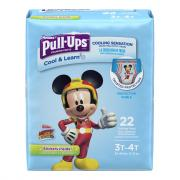 Pull-Ups Cool & Learn 3T-4T Disney Training Pants for Boys