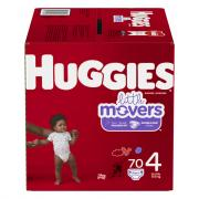 Huggies Little Movers Step 4 Giga
