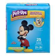 Pull-Ups Learning Designs 2T-3T Boy Jumbo Pack