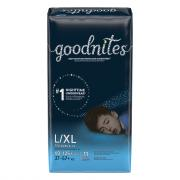 Huggies GoodNites Briefs Large/X-Large Boy Jumbo
