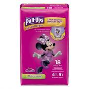Pull-Ups Learning Designs 4T-5T Girl Jumbo Pack