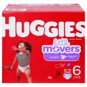 Huggies Little Movers Step 6 Diapers
