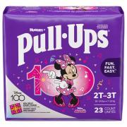 Pull-Ups 2T-3T Girl Jumbo Pack