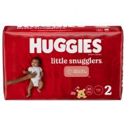 Huggies Little Snugglers Step 2 Diapers