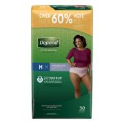 Depend Underwear Women Bulk Medium Maximum Absorbency