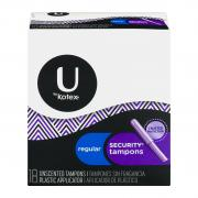 Kotex Security Regular Tampons