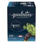 GoodNites Briefs Small/Medium Boy