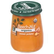 Beech-Nut Just Organic Stage 1 Sweet Potatoes