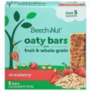 Beech-Nut Fruity Oat Bars Strawberry